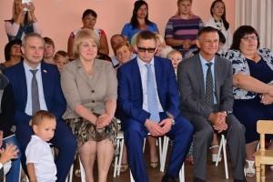 сухой отрог_открытие детского сада_чепрасов_киндрась