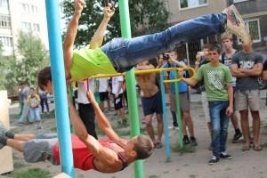 уличные виды спорта_воркаут