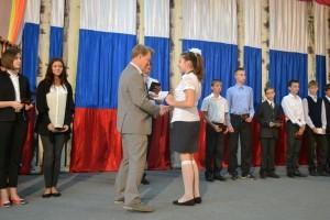 торжественное вручение паспорта_овсянников
