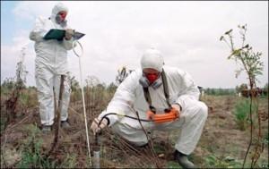 загрязнение почвы, проверка