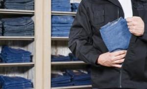 кража одежда джинсы