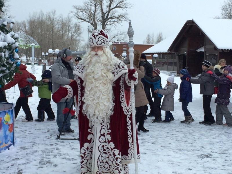 Дед мороз в балаково_2