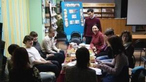 клуб вкусное чтение