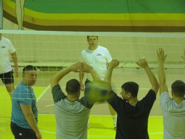 полиция балаково чемпионат волейбол