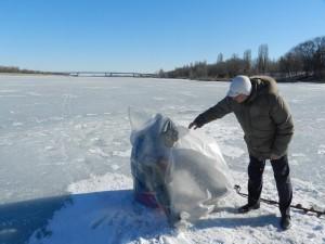 зимняя рыбалка рейд