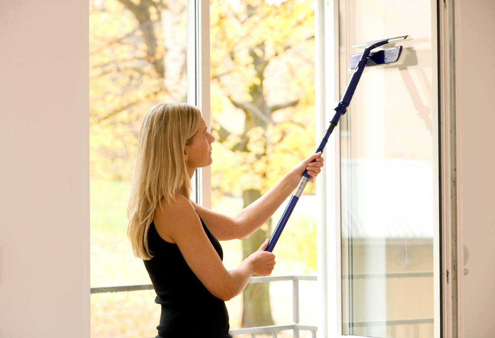 Как помыть окна быстро и без разводов?.
