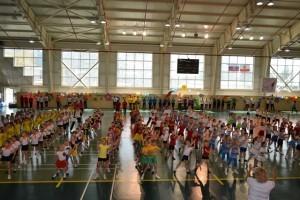 Танцевально-спортивный марафон Крепыш