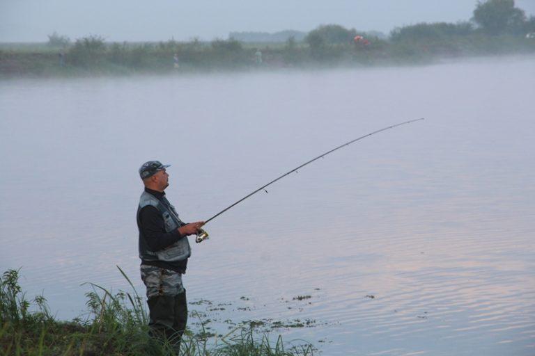 где в балаково ловят рыбу