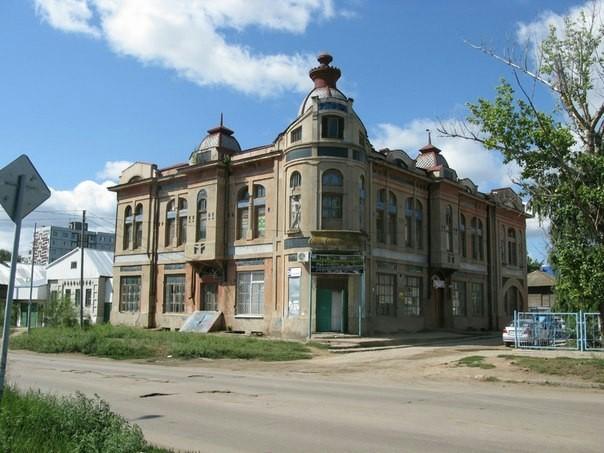 дом Шмидта
